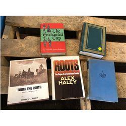 Historical Fiction/Non-Fiction Books