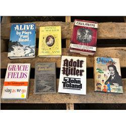 Autobiography/Memoire Books
