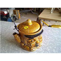 Wade Grandpa Teapot - Made in Japan