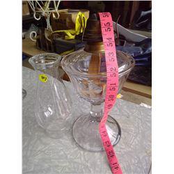 Glass Kerosene Lamp