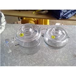 Glass Pitchers - Pyrex