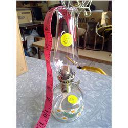 Daisy Kerosene Lamp