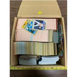 Box of Baseball Cards (Some Dated Late 1800's)