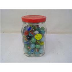 Jar of Marbles
