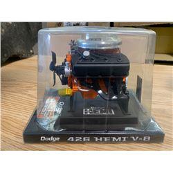 Hemi Miniature Motor - Moving Parts