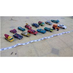 Hot Wheels, Red Lines, Matchbox, Asst. Cars