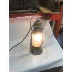 Electric Barn Lantern