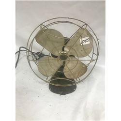 """Art Deco Fan - Eskimo - 8"""" Blade"""