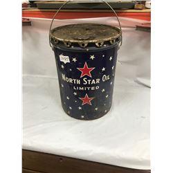 North Star 5 Gallon Oil Pail