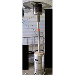 Fire Sense Outdoor Garden & Patio Propane Heater Model LTCSPH-SS