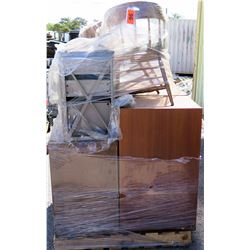 Pallet Misc Wood Cabinets & Chairs