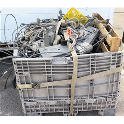 Bin Rope, Metal Lengths, Straps w/ Ratchets, Cables, Fittings, etc