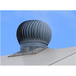 New Large Round Air Ventilation Exhaust Cooling Fan for Sprung Structures
