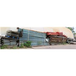 Multiple Misc Warehouse Pallet Racks (Unassembled)