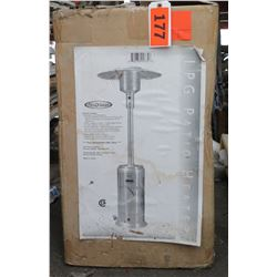 Fire Sense LPG Stainless Steel Patio Propane Heater