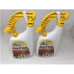 Scott's Eco Sense Bug B Gon Insecticide (2 x 1L)