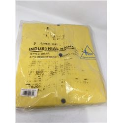 Industrial PVC Rainwear- XL