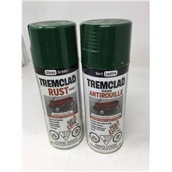 Tremclad Rust Pain-Gloss Green (2 x 340g)
