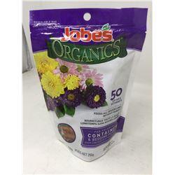 Jobes Organics Container & Bedding Plant Food (250g)