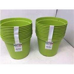 TeraPlast Planter Pots