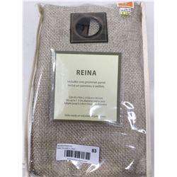 Reina One Grommet Panel (52in x 95in)