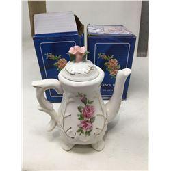 Small Regency Rose Teasets(2)