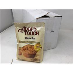 Added Touch Bran Muffin Mix (10 x 226g)