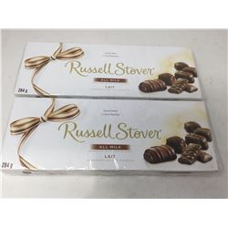 Russel Stover- All Milk Chocolate (2 x 284g)