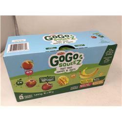 Materne GoGo Squeez Fruit Sauce (16 x 90g)