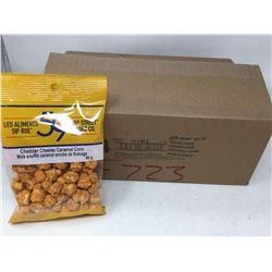 Case of 59 Street Cheddar Caramel Corn (12 x 80g)