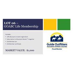 GOABC Life Membership