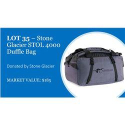 Stone Glacier STOL 4000 duffle bag