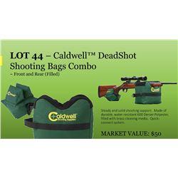 Caldwell DeadShot Shooting Bags