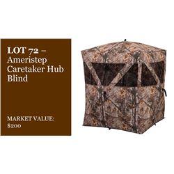 Ameristep Care Taker Hub Blind