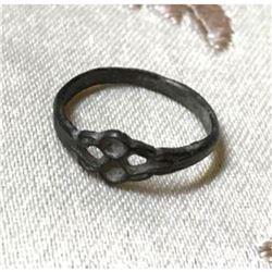 Early 19thc Eastern European Ladies Ring, Artifact