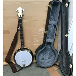 Gold Tone Cripple Creek Banjo
