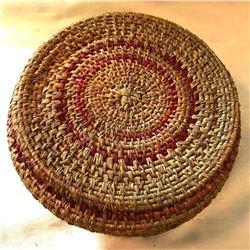 Antique Cherokee Indian Woven Basket