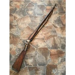 Early Breech-loading Rifle Musket