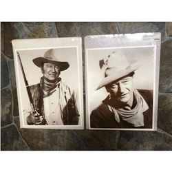 John Wayne Cowboy Western Movie Vintage-style Sepia Tone Photo Prints