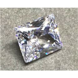 11ct. Baguette Bianco® Lab-created Diamond