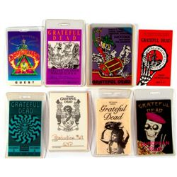 Grateful Dead passes.