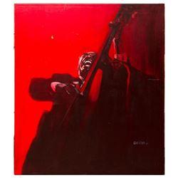 Guerena Jazz Painting