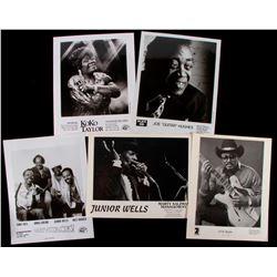 Five promo photos.