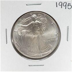 1995 $1 American Silver Eagle Coin