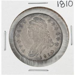 1810 Capped Bust Half Dollar Coin Overton-104