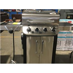 CHAR-BROIL PERFORMANCE 4 BURNER PROPANE BBQ