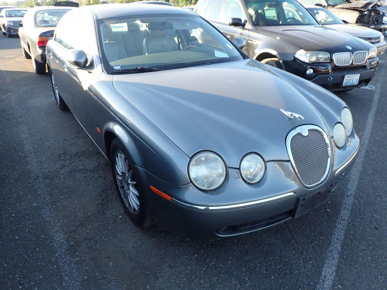 2006 Jaguar S-Type - Speeds Auto Auctions