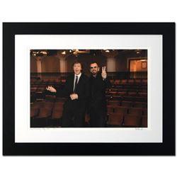 Paul McCartney & Ringo Starr by Shanahan, Rob