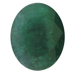 4.2 ctw Oval Emerald Parcel