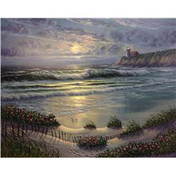 """Wild Flowers & Sand Dunes"" by Maurice Meyer"
